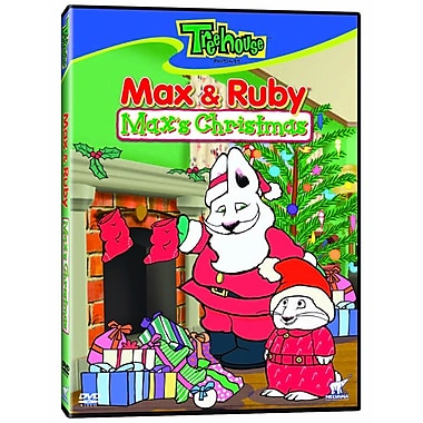 Max & Ruby: Max's Christmas (DVD)