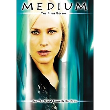 Medium: The Fifth Season (DVD)