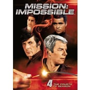 Mission Impossible: The Fourth TV Season (DVD)