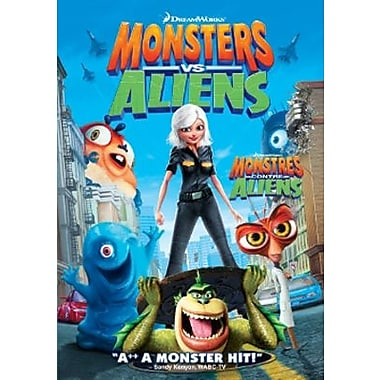 Monsters vs Aliens (DVD)