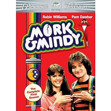 Mork & Mindy: The First Season (DVD)
