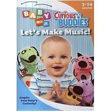 Nick Jr. Baby: Curious Buddies: Let's Make Music! (DVD)