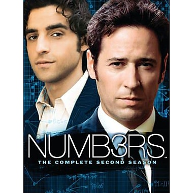 Numbers: The Second Season (DVD)