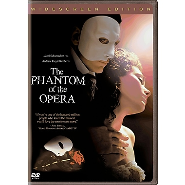 Phantom of the Opera (DVD) 2009