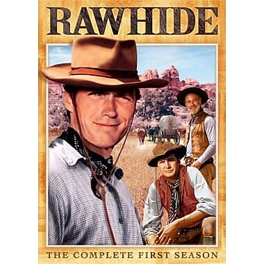Rawhide: The Complete First Season (DVD)