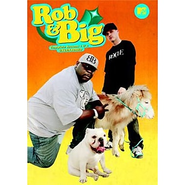 Rob & Big: The Complete Seasons 1&2 - Uncensored (DVD)