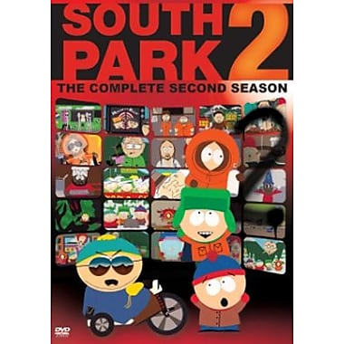 South Park: The Complete Second Season (DVD)