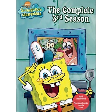 SpongeBob SquarePants: The Complete 3rd Season (DVD)