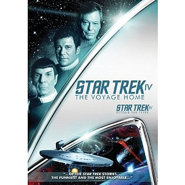 Star Trek IV: The Voyage Home (DVD)