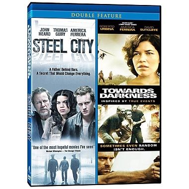 Steel City/Towards Darkness (DVD)