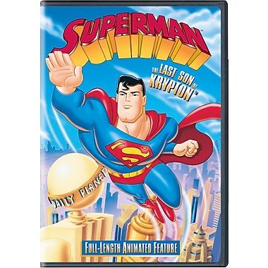 Superman: Last Son of Krypton (DVD)