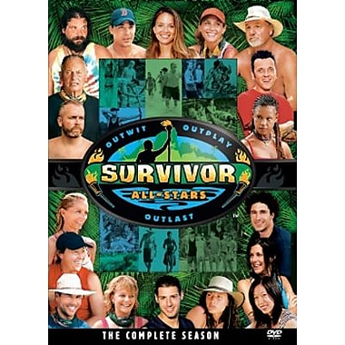 Survivor: All-Stars: The Complete Season (DVD)