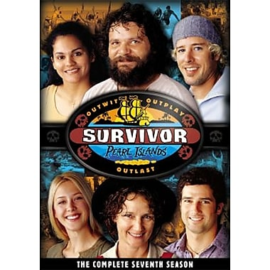 Survivor: Pearl Islands: The Complete Seventh Season (DVD)