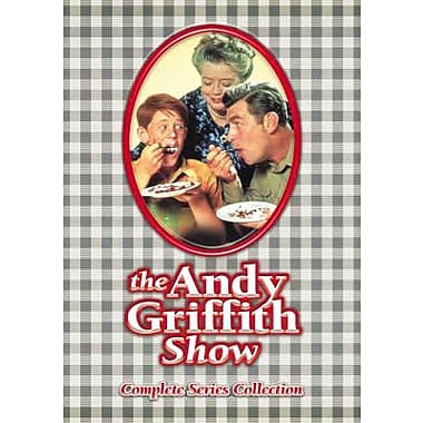 The andy Griffith Show: The Complete Series (DVD)