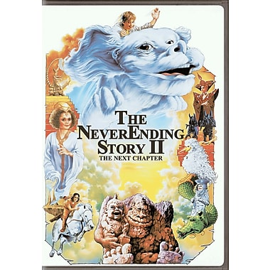 The Neverending Story II (DVD)
