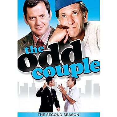 The Odd Couple: The Second Season (DVD)