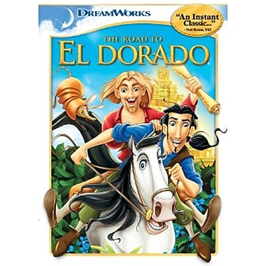 The Road to El Dorado (DVD)