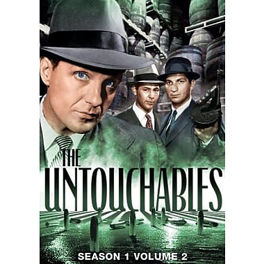 Untouchables: Season 1, Volume Two (DVD)
