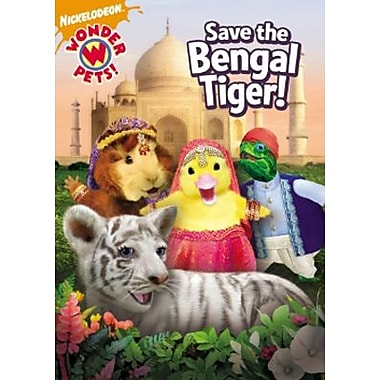 Wonder Pets: Save The Bengal Tiger (DVD)