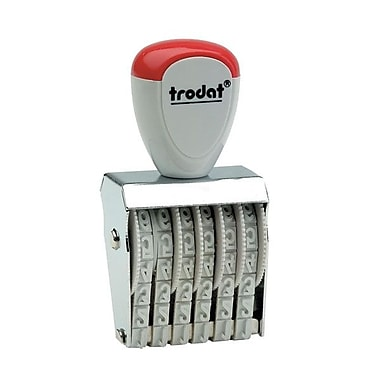 Trodat® 5 mm 6-Band Stamp (TRO28015)