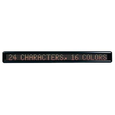 Newon Moving Message LED Sign, Multicolour, (USS3527)