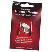 Monarch Regular Stainless Steel Attacher Needles, 2/Pack