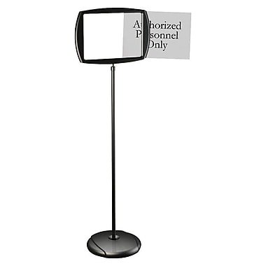 MasterVision Multiple Dry Erase Message Sign, 66