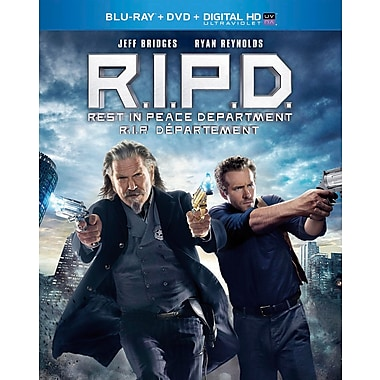 R.I.P.D (Blu-Ray)