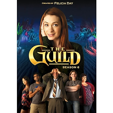 Guild Season 6 (DVD)