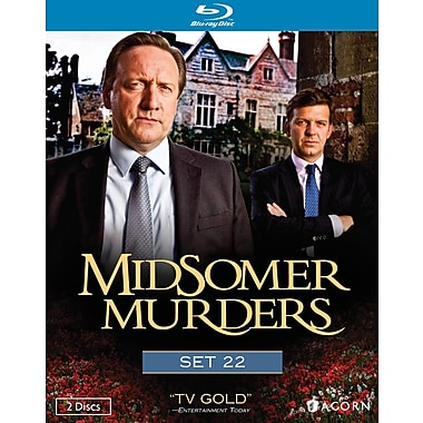 Midsomer Murders Set 22 (Blu-Ray)
