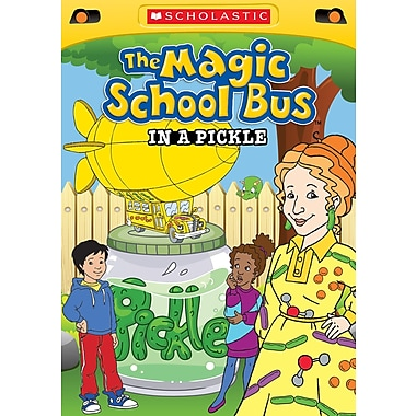 The Magic School Bus-In A Pickle (DVD)