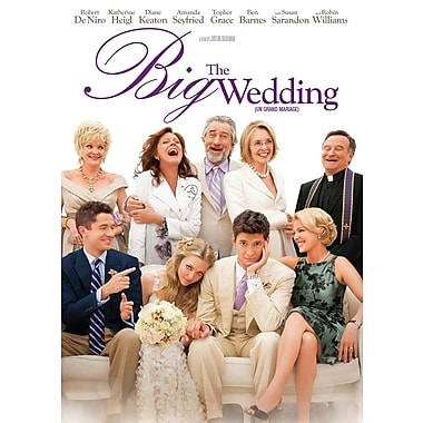 Un grand mariage (DVD)