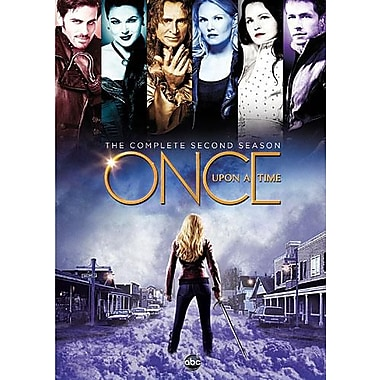 Once Upon A Time S2 Comp (Ws/Eng Dub/Eng (DVD)