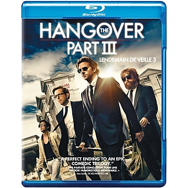 Hangover Part 3 (Blu-Ray)
