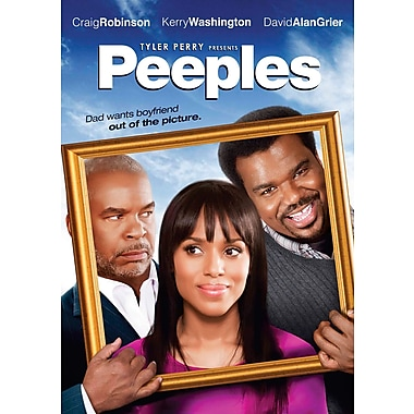 Tyler Perry Presents Peeples (DVD)