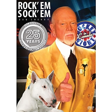 Don Cherry's Rock 'Em Sock 'Em Hockey 25 Anniversary (DVD)
