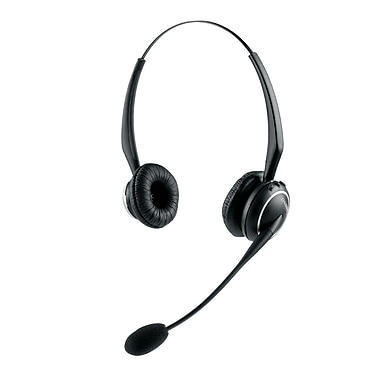 Jabra® GN9125 Duo Flex-Boom Wireless Headset