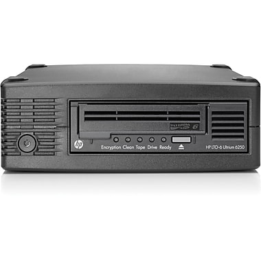 HP® Smart Buy StoreEver EH970SB LTO-6 Ultrium 6250 SAS External Tape Drive