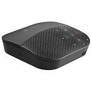 Logitech P710e Mobile Speakerphone, Black (980-000741)
