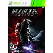 Tecmo Koei® 217 Ninja Gaiden 3, Action/Adventure, Xbox 360