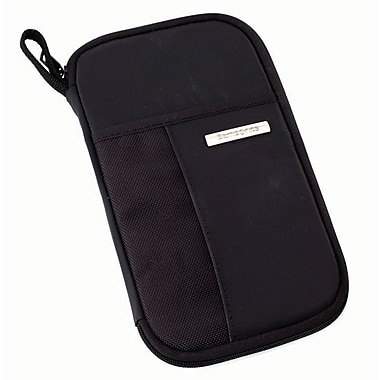 Samsonite Zippered Travel Wallet, Black