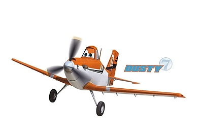 RoomMates® Disney Planes Dusty Peel and Stick Giant Wall Decal, 18