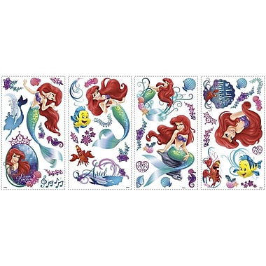RoomMates® Little Mermaid Peel and Stick Wall Decal