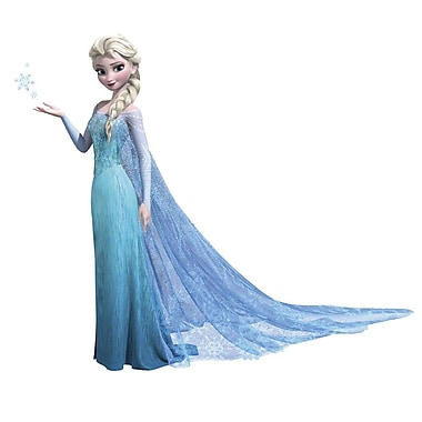 RoomMates® Frozen Elsa Peel and Stick Giant Wall Decal, 48 3/4