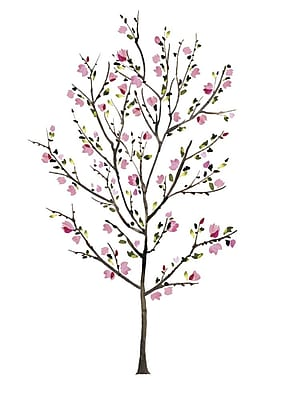 RoomMates® Blossom Tree Peel and Stick Giant Wall Decal, 38
