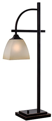 Kenroy Home Arch Table Lamp, Oil Rubbed Bronze