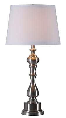 Kenroy Home Chatham Table Lamp, Chocolate Caramel