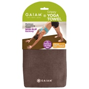 Gaiam® – Serviettes Grippy pour tapis de yoga