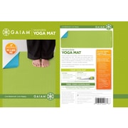 Gaiam® 3mm Reversible Yoga Mat, Earth & Sky