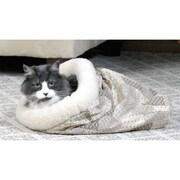 K&H Manufacturing Kitty Crinkle Sack; Teal